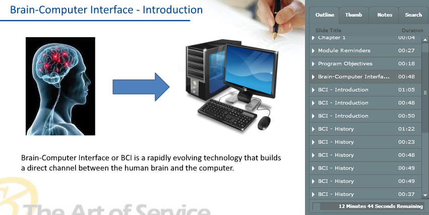 Brain Computer Interface Complete Certification Kit Core