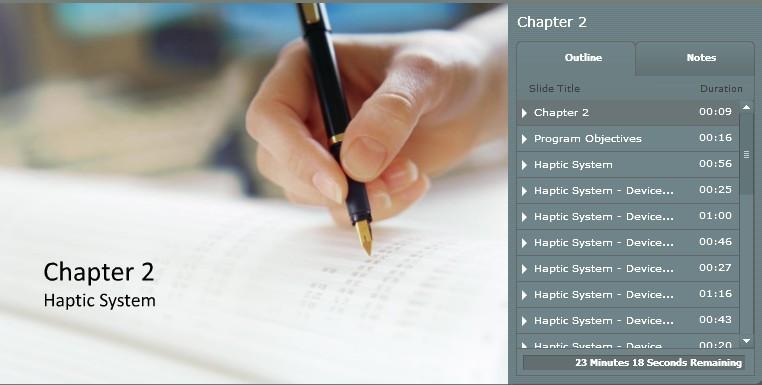 Haptics 2
